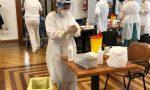 I vaccini a Diano Marina arrivano scortati dai carabinieri in moto