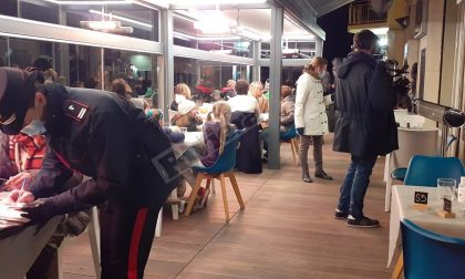 #ioapro: Sanremo, ristoratore aderisce alla protesta e arrivano le forze dell'ordine