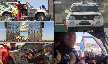 Luciano Carcheri chiude la Dakar al settimo posto