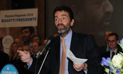 Grave lutto per il senatore Sandro Biasotti, è morta la mamma Maria Franca Cantini