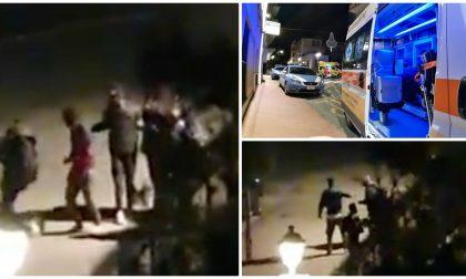 Feroce rissa nella notte a Ventimiglia, almeno 3 feriti