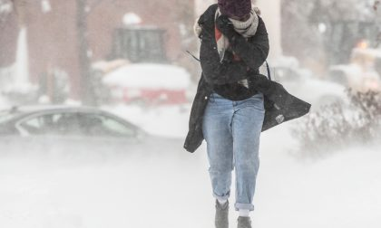 Temperature in picchiata record in provincia a Mendatica -5,9