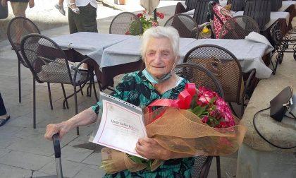 Addio a Maria Emilia Rebaudo, aveva 100 anni