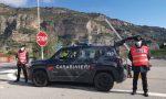 Rapinate le Poste di via Roma a Vallecrosia, caccia all'uomo