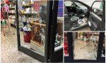 Ladri scatenati a Ventimiglia: ogni notte razzie in bar, auto e negozi. Fotoservizio