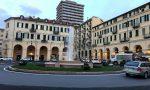 Inaugurata la mostra sui Portici di Piazza Dante