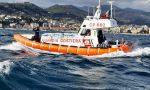 Riprese le ricerche in mare di Marino Storchi, dato ieri per disperso. Foto e Video