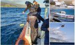 Esce con la barca e scompare, ricerche in mare al largo di Sanremo. Video