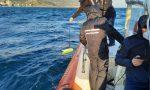 Trovato residuato bellico a 7 metri di profondità in mare, domani sarà fatto brillare