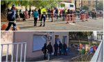 Tamponi gratuiti anti Covid: Ventimiglia batte Bordighera. Foto