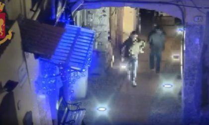 Il video che ha incastrato il ventimigliese arrestato per spaccio