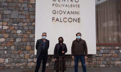 Centro Polivalente Giovanni Falcone diventa polo per vaccini Covid