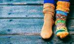 Giornata mondiale dei calzini spaiati anche voi l'avete fatto?