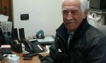Addio Giuseppe Guastamacchia storico volontario della Croce Rossa