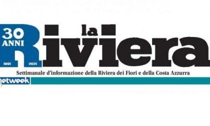 COMUNICAZIONE AI LETTORI – La Riviera in edicola venerdì per un black out del sistema editoriale