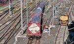 Inchiesta per disastro ferroviario colposo sul deragliamento del treno a Ventimiglia. Video