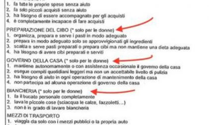 La polemica sul questionario sessista in Lombardia per ex malati Covid