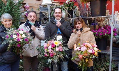 I bouquet del Festival li facciamo noi al mercato dei fiori