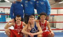 Sanremo Boxe incassa tre vittorie con il settore giovanile