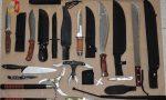 Droga, nunchaku e altre armi: nei guai un 29enne