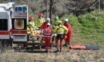 Un 40enne di Sanremo in elicottero al Centro grandi ustionati di Sampierdarena