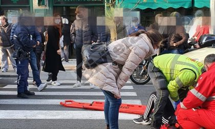 Ragazza di 15 anni investita da coetaneo con lo scooter a Sanremo