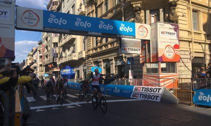 Jasper Stuyven vince la Milano-Sanremo