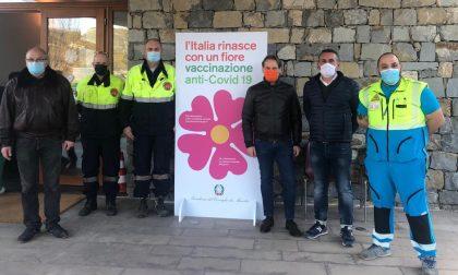 Oltre mille frontalieri vaccinati nel weekend soddisfatto Marco Scajola