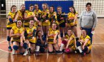 Sei vittorie su sei match per l'under 15 San Giovanni Volley Ospedaletti