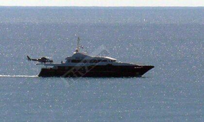 In transito a Bordighera lo yacht di un banchiere russo da 600 milioni di dollari