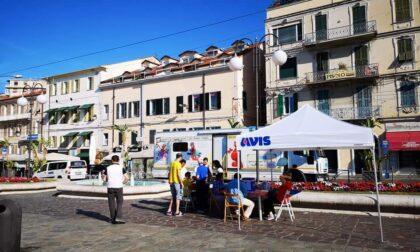 Avis giornata di donazione a Sanremo