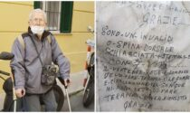 Rubano bicicletta a un 82enne invalido dopo un grave infortunio