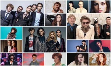 Festival di Sanremo 2021 tutti i testi delle canzoni in gara