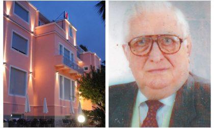Morto storico titolare dell'hotel Napoleon