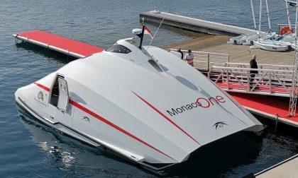 """Oggi il battesimo di Monaco One farà da """"navetta"""" tra i porti di Montecarlo e Ventimiglia"""