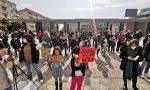 """Protesta contro la didattica a distanza """"Chiediamo un rientro a scuola in sicurezza"""""""