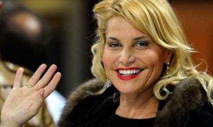 Simona Ventura positiva la covid per lei salta Sanremo