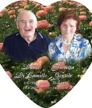 Dante Di Camillo e Fioretta Gentile