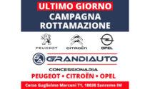 GrandiAuto Sanremo, ultimo giorno della campagna rottamazione