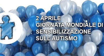 Oggi 2 aprile: Giornata mondiale per la consapevolezza sull'autismo
