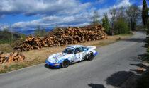 Da Zanche e De Luis vincono il 36esimo Rallye Storico di Sanremo