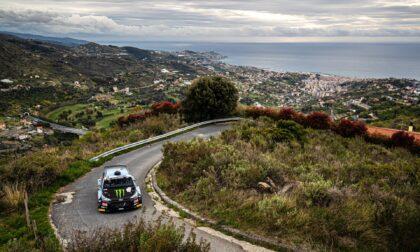 Con la Power Stage di Bajardo il 68esimo Rallye di Sanremo entra nel vivo