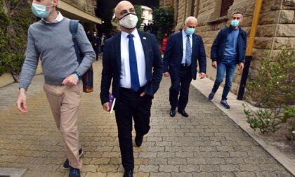 L'ambasciatore di Israele in Italia ospite a Sanremo di un convegno Rotary