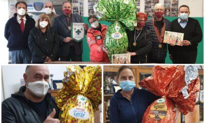 I vincitori della lotteria pasquale della Croce Verde Intemelia