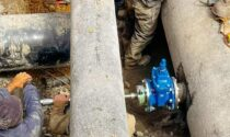 Al via i lavori di allaccio dell'acquedotto Roja Bis