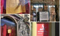 Covid e restrizioni: l'ironia viaggia sulle vetrine di bar, ristoranti e negozi chiusi