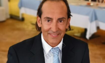 Marco Zagni presidente del Lions Club Capo Nero Host