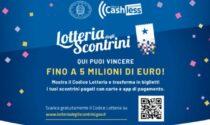 """Lotteria degli Scontrini: Imperia """"regala"""" 100mila euro a un fortunato cliente"""