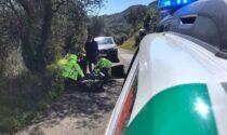 Tragedia in val Nervia: uomo stroncato da un malore in bici