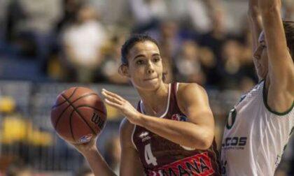 Sfumato il sogno europeo della cestista Martina Bestagno